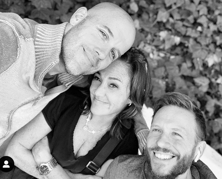 Gianmarco, Claudia Brant, Noel, Los angeles - Feb 2019