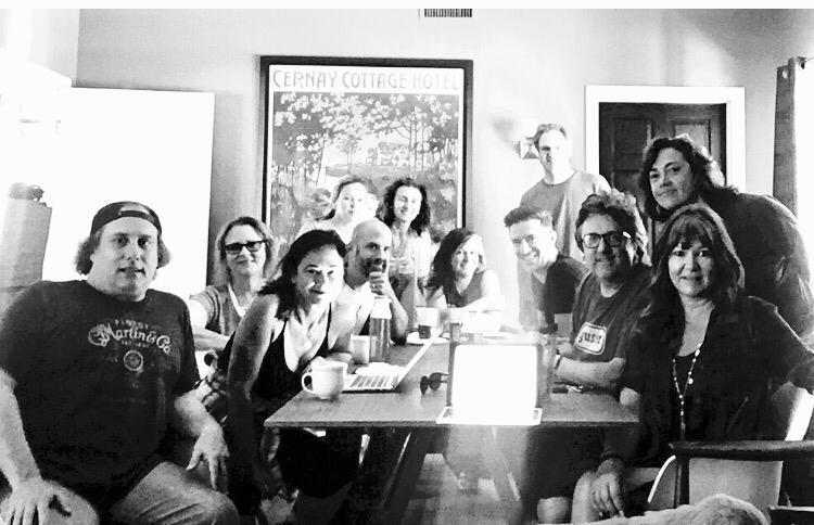 SONA Braintrust meetings Studio City