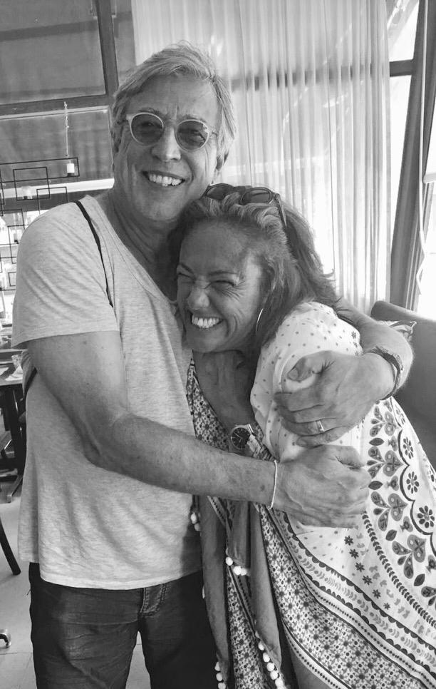Ivan Lins, Claudia en Rio de  Janeiro