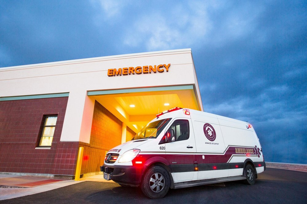 Contact Us - Great Falls Emergency Service514 9th Ave SGreat Falls, MT 59405406-453-5300 Office406-453-4281 Fax