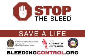 BleedingControl.org is an initiative of the American College of Surgeons and the Hartford Consensus and contains diagrams, news, videos, and other resources contributed by a variety of other private and nonprofit partners to help prepare you in the event you are witness to one of these unspeakable events.