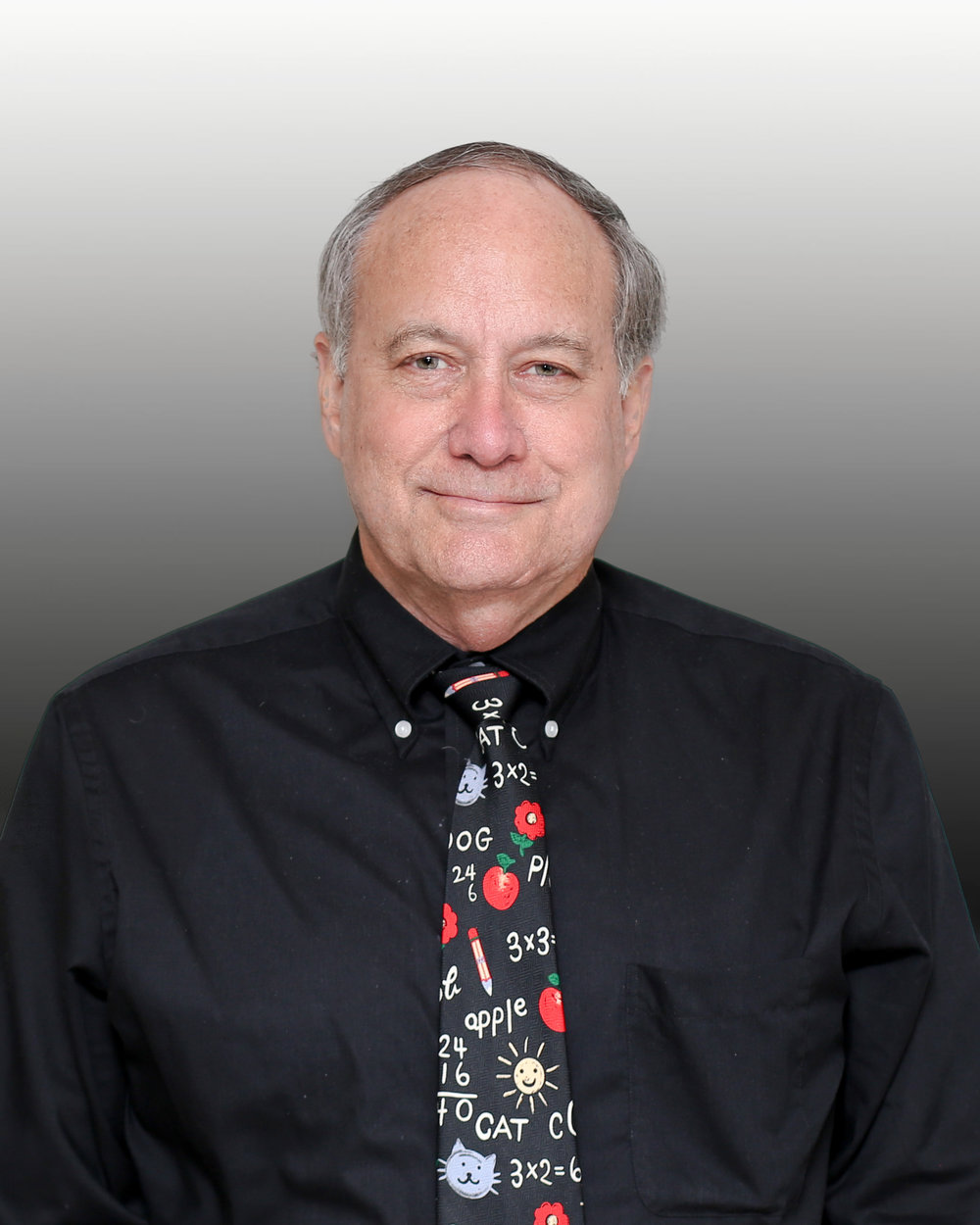 Larry Davis  School Principal
