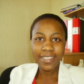 Roslyn Thelingwani, MS, PhD    Home Institution: University of Zimbabwe U.S. Institution: Stanford University   Email