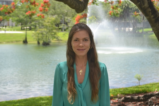 Ana Rodriguez,PhD Student  - Email