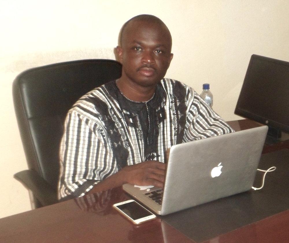 Anyirekun Fabrice Some, PhD - Email