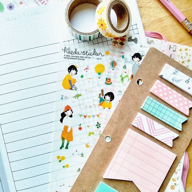 It's that time again already - planning for a new month and setting up my bullet journal. I'm trying to get back into my creative groove, even if it means actually planning out time to be creative (though it seems counterintuitive)! What are your goals for the upcoming month?