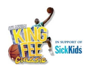 Mike donates annually to the King Fee Classic in honour of Kofi Mensa to raise money and awareness for Mesothelioma. -