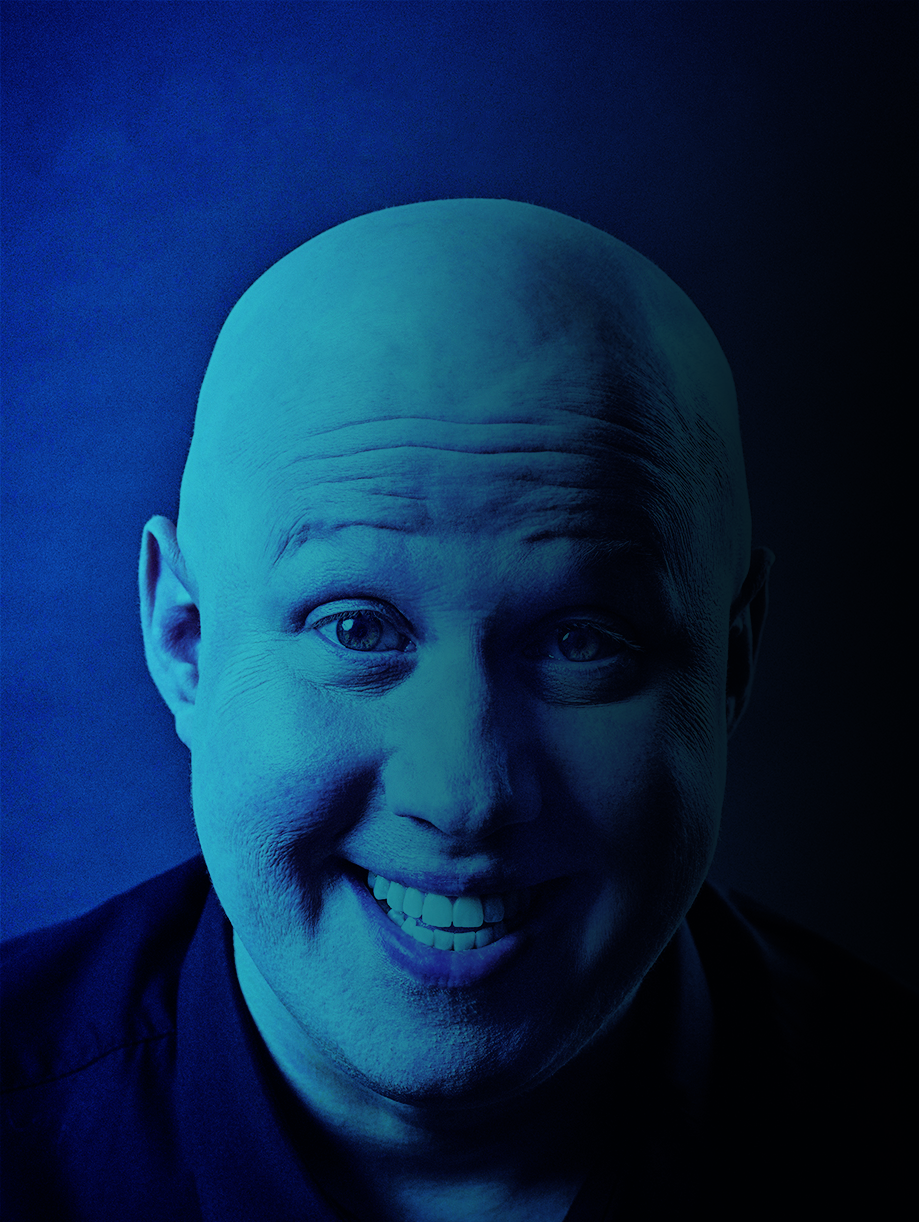- we need a laugh now more than ever- Matt Lucas