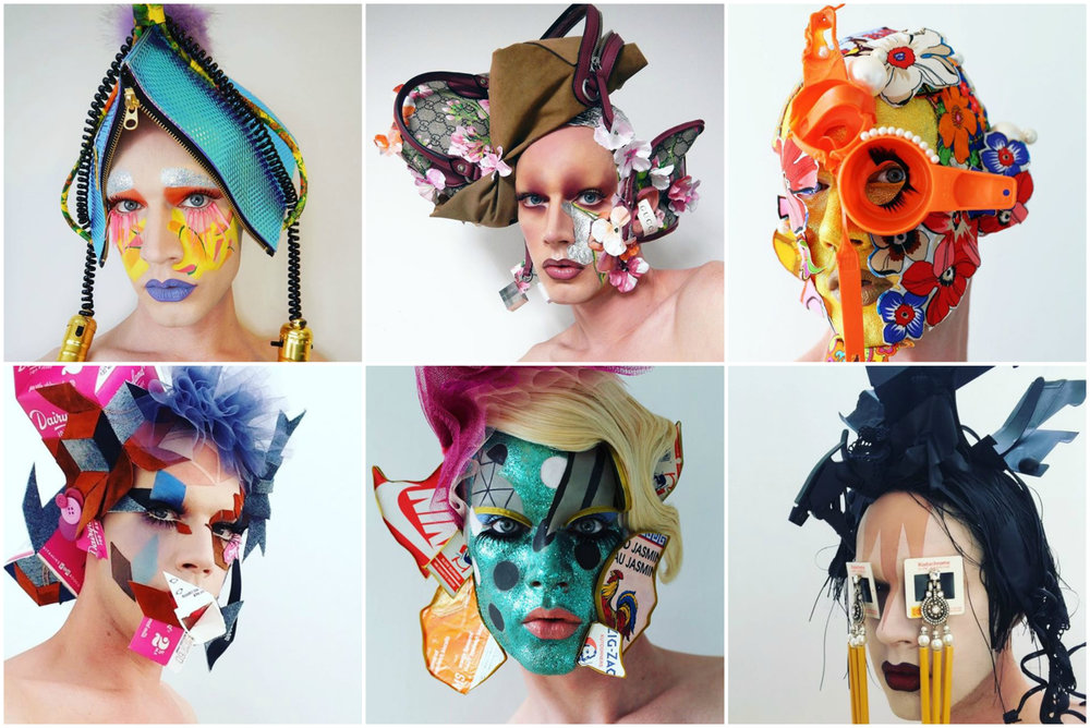 MEET THE MUA THAT CAN TURN YOUR ART INTO TRASH - LYLE REIMER