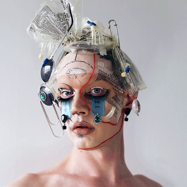- meet the mua that can make art out of your trash