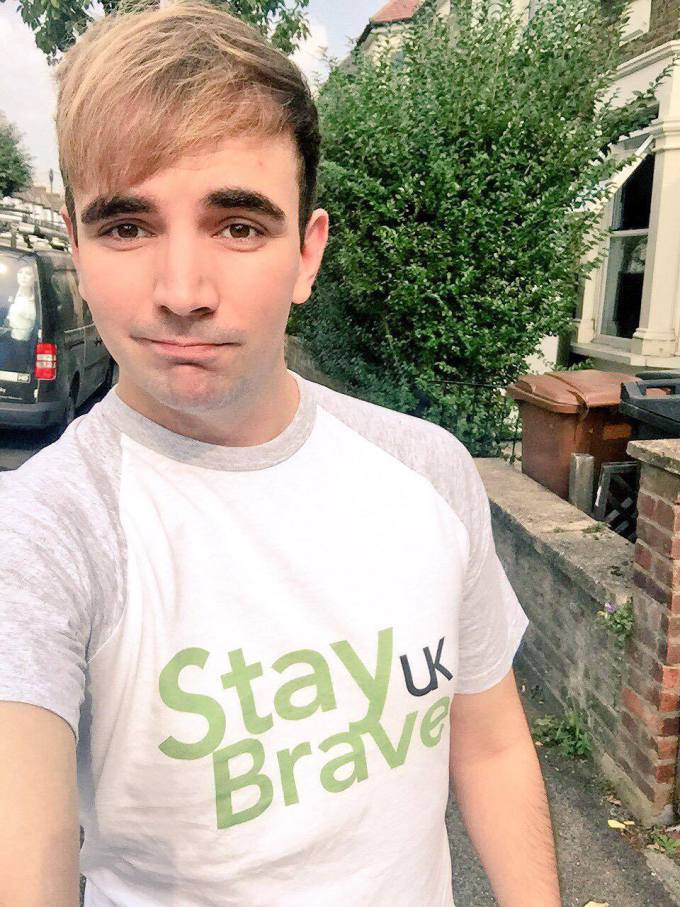 Alexander morgan - ceo of staybraveuk