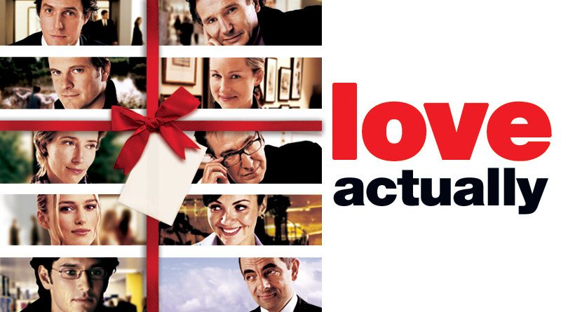 - Love actually deleted the scene with a same sex couple