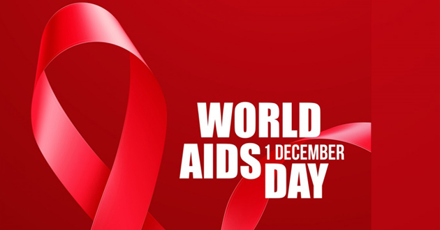 - WORLD AIDS DAY 2017: END THE STIGMA