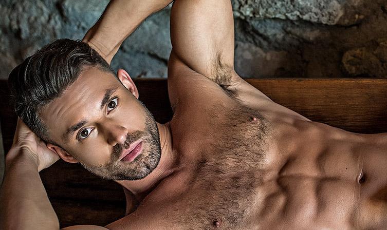 We meet HIV+ Adult Film Star - JAMES CASTLE