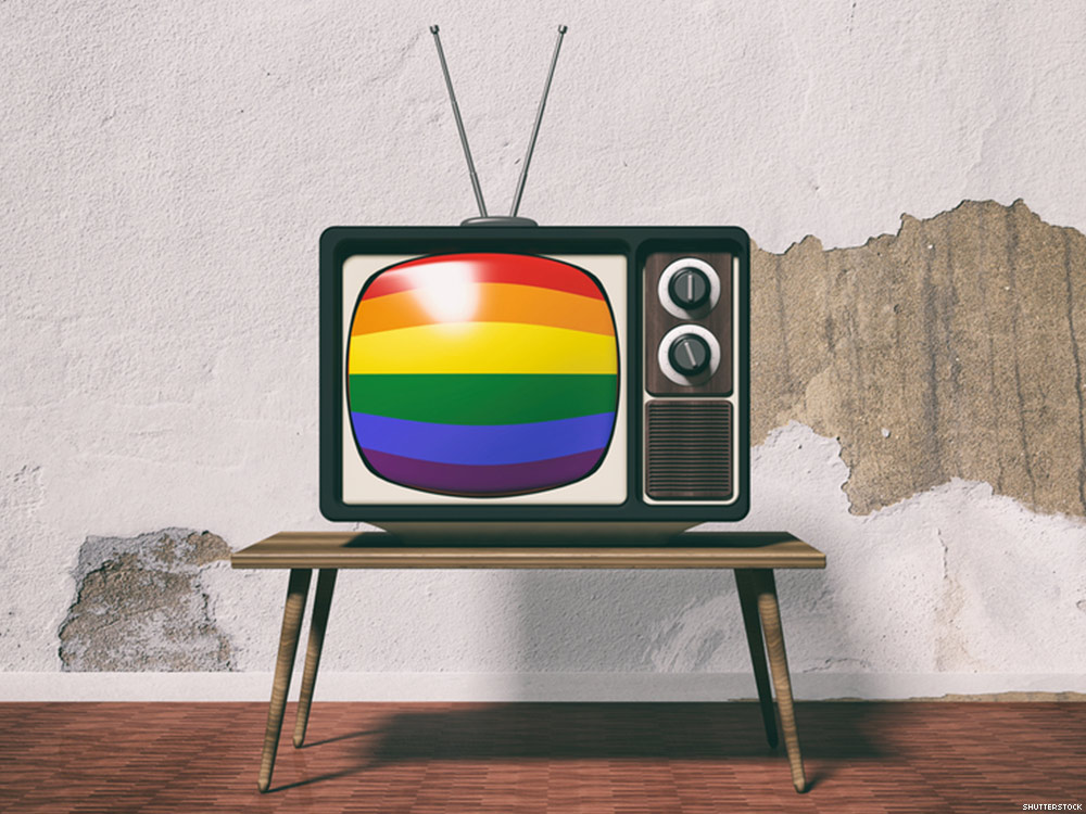 - the regeneration of lgbtq+ t.v.