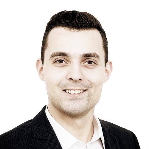 Atanas Mukov - Senior Associate
