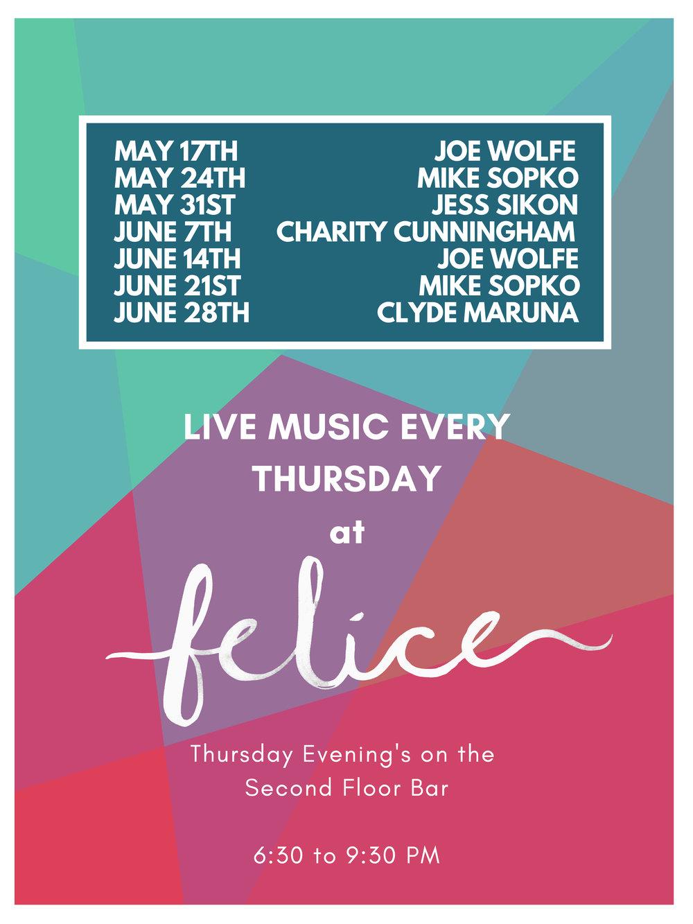 Felice Music Schedule.jpg