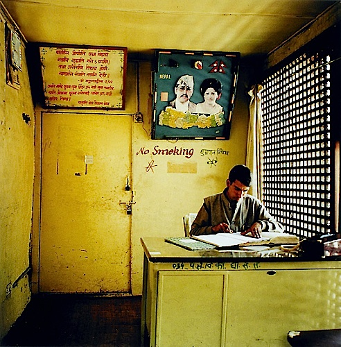 Martin Brading, Nepali Tourist Office, Katmandu, Nepal,  2000