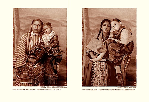 Daughters, An Indian from India, Portfolio 1, 2001-2003