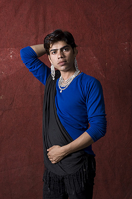 Untitled # 9, from Kothis, Hijras, Giriyas and Others, 2014