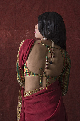 Untitled #8, from Kothis, Hijras, Giriyas and Others, 2014