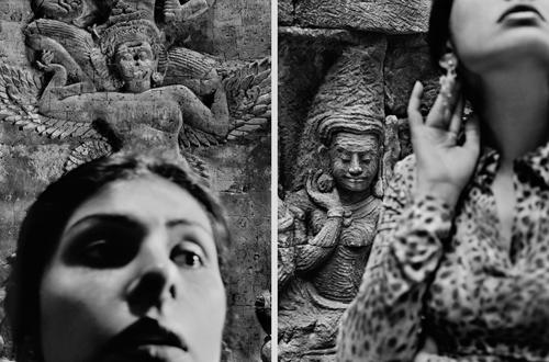 Apsara , Angkor Wat, 2000