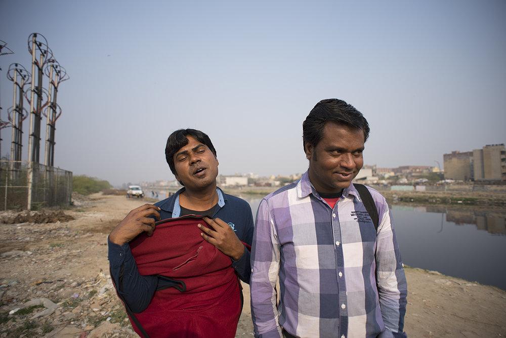 Sunil Gupta & Charan Singh, Kishan and Jatin no. 2 , 2017