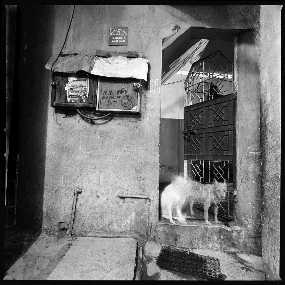 Serena Chopra,  A Typical Refugee House , Delhi 2007