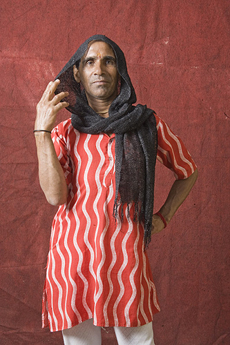 Charan Singh,  Untitled # 14  from  Kothis, Hijras, Giriyas and Others , 2013