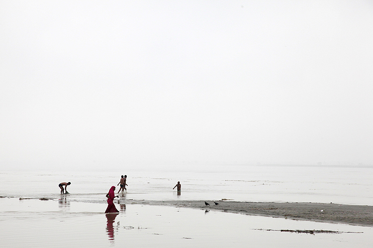 Atul Bhalla, Inundation VII, 2014