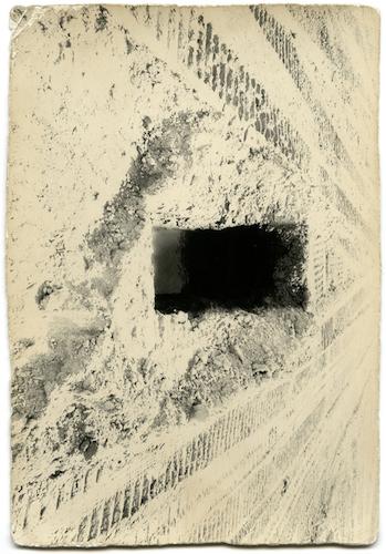 """Masao Yamamoto,  Untitled #104  from A Box of """"Ku"""""""