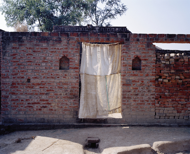 Sunil Gupta,  Untitled #13  from  Country: Portrait of an Indian Village, Mundia Pamar, UP , 2006-2011