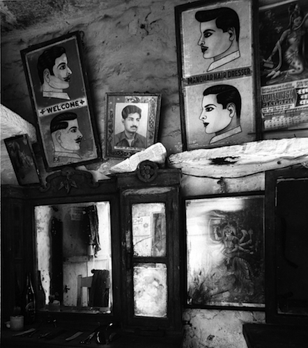 Barber Shop, Jaiselmir , 1978