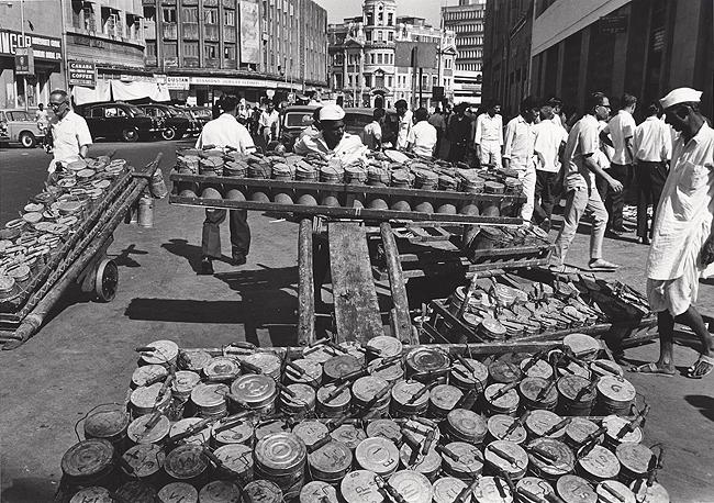 Bhupendra Karia, Population Crisis B.229, Bombay, early 1970s