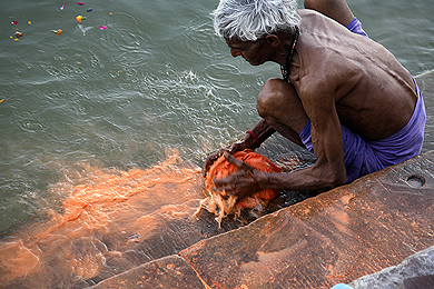 Atul Bhalla, Yudhisthra Washing