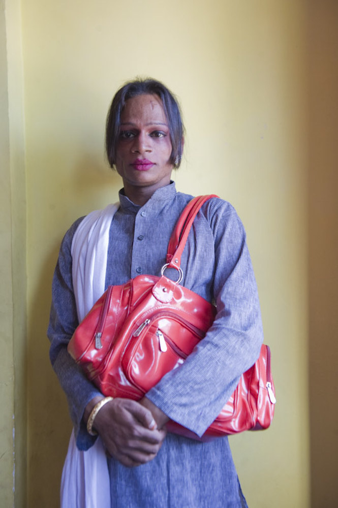 Charan Singh,  Untitled #27,  from  Kothis, Hijras, Giriyas and Others , 2013