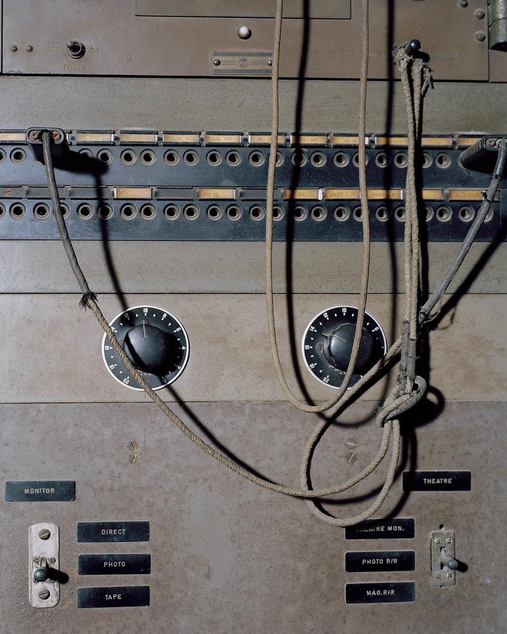Technician's Studio-7,  2013/14 from  Film Studio Series