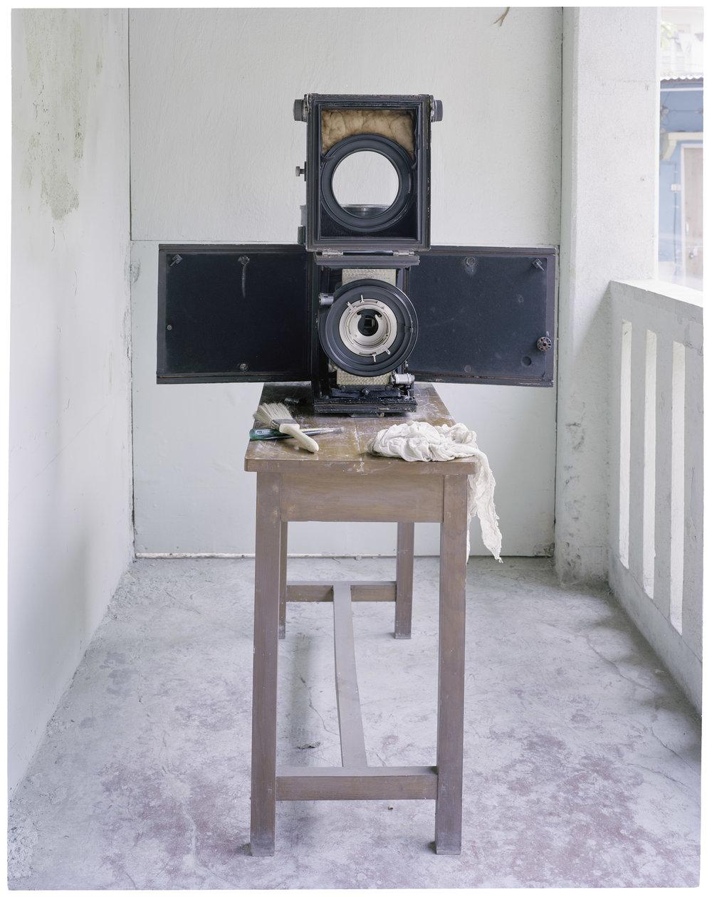 Andre Debrie Parvo camera (Silent Film era)- 10, 2013/14  from  Film Studio Series