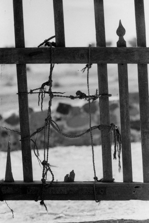Gate Fencing, Calcutta , 1959-1965