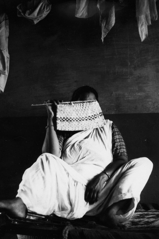 Woman with Fan , 1959-1965