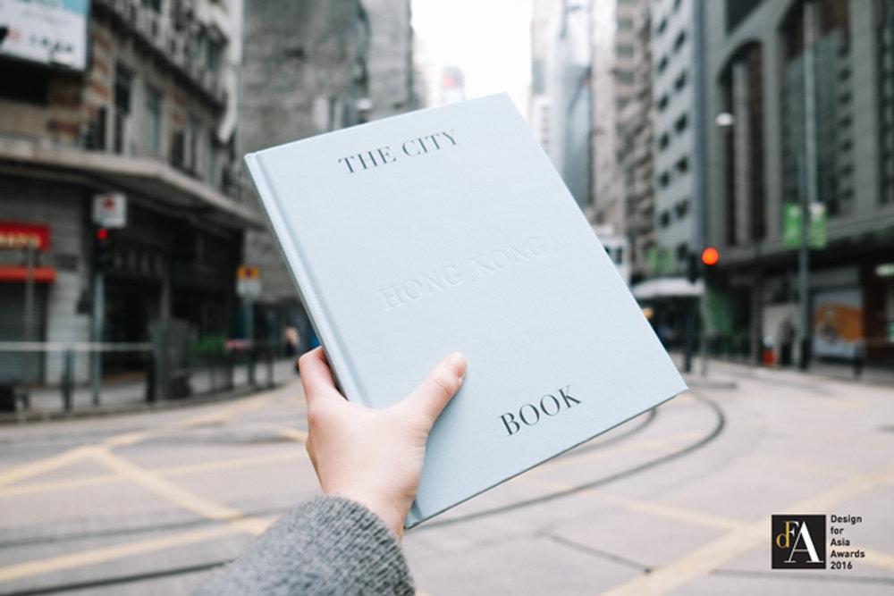 the city book - hong kong - 1