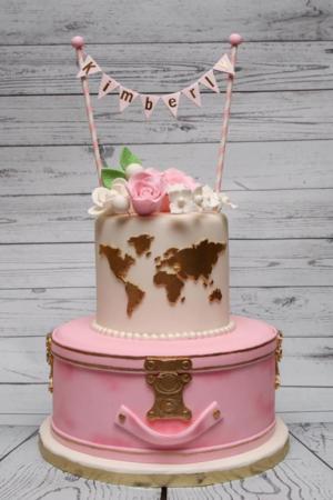 Cake Decorating 101 - Fondant Basics — DayDreamer Studio
