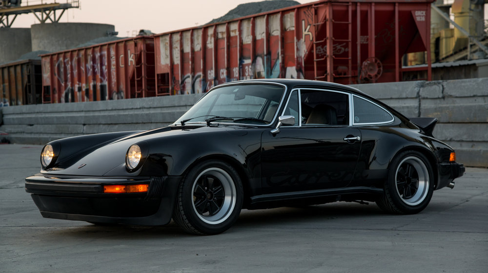 Rent a Classic Car Seattle Porsche
