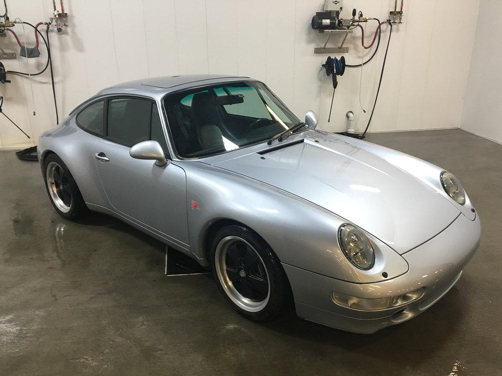 Rent a Classic Car Seattle Porsche