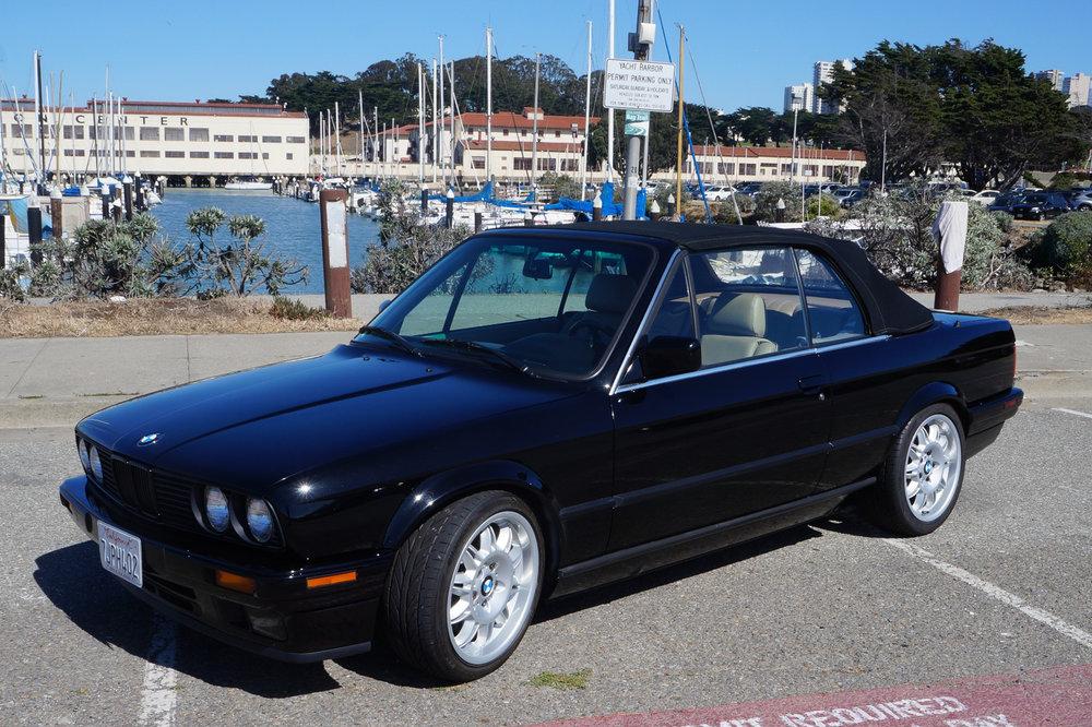 1992 BMW E30/M3 -