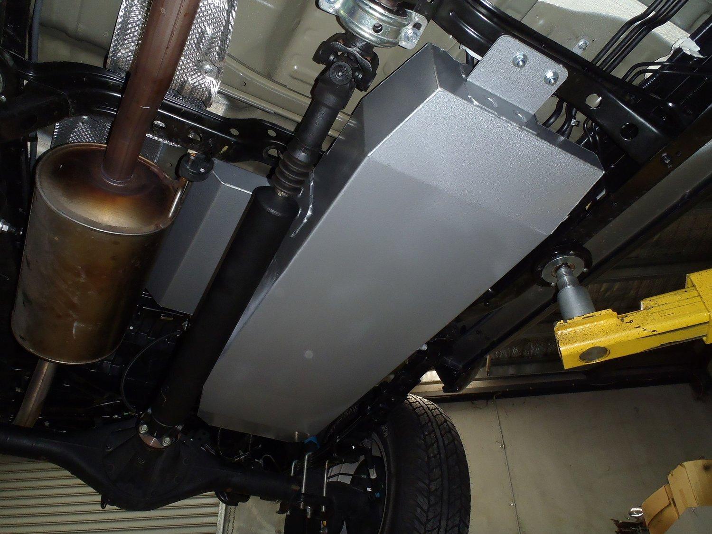 Tacoma Fuel Tank >> 2005 Tacoma Extended Range Fuel Tank Mosley Motors