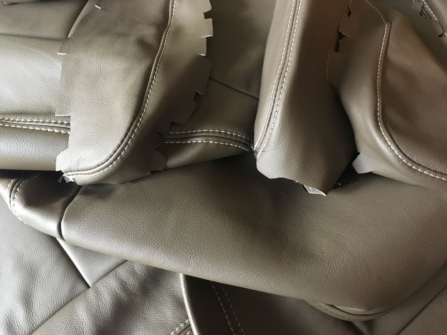 Lexus GX470 Leather Upholstery