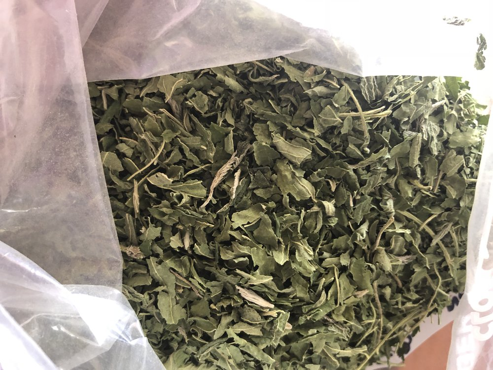 Dried Nettle