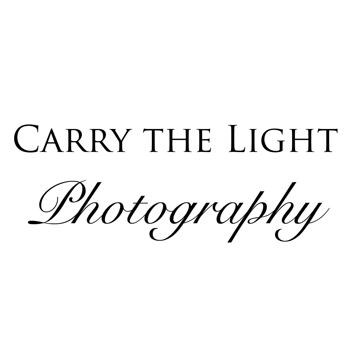Carry the Light Photography