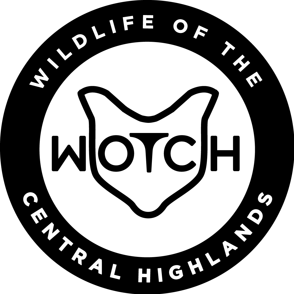 WILDLIFE OF THE CENTRAL HIGHLANDS